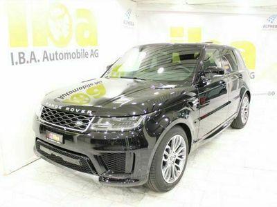 gebraucht Land Rover Range Rover Sport Range Rover Sport RR Sport 2.0 Si4 HSE Sport RR 2.0 Si4 HSE