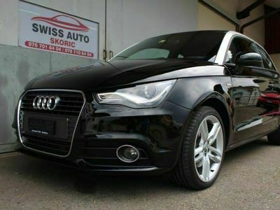 gebraucht Audi A1 1.4 TFSI S-Line S-tronic