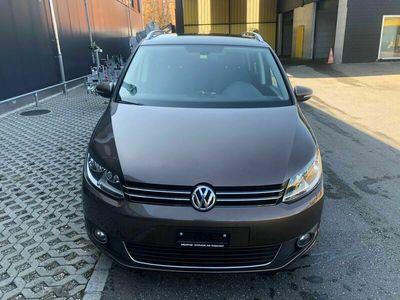 gebraucht VW Touran 1.4 TSI Highline