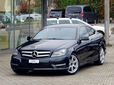gebraucht Mercedes C350 C-KlasseCoupé AMG Sport-Paket 7G-Tronic