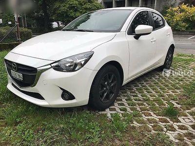 gebraucht Mazda 2 2 MadzdaAmbition plus