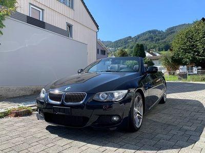gebraucht BMW 325 Cabriolet d Steptronic