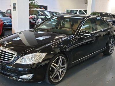 gebraucht Mercedes S320 CDI AMG 7G-Tronic