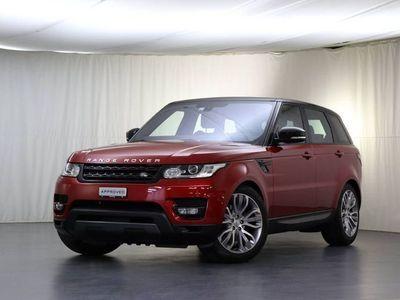 gebraucht Land Rover Range Rover Sport 3.0 V6 SC HSE Dynamic