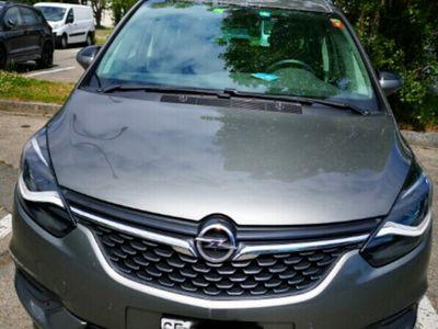 gebraucht Opel Zafira c 16 SHL 7 Plätze Automat