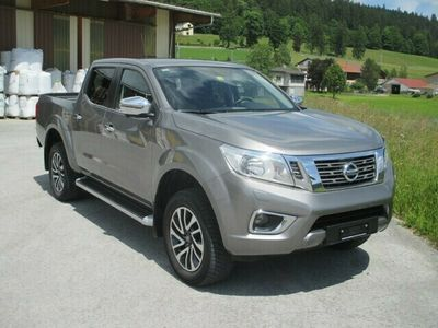 gebraucht Nissan Navara Double Cab N-Connecta 2.3 dCi 4WD Automatic