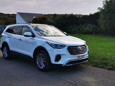 gebraucht Hyundai Santa Fe Gr.SantaFe 2.2 CRDI 4WD Automatic