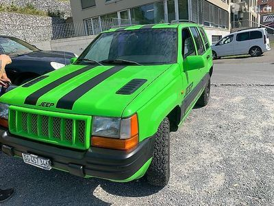 gebraucht Jeep Grand Cherokee 5.9 Limited LX Automatic