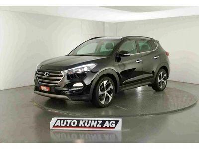gebraucht Hyundai Tucson 2.0 CRDI Premium 4WD
