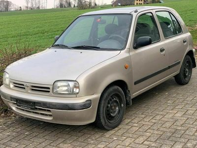 gebraucht Nissan Micra Micra 1.3 LX1.3 LX