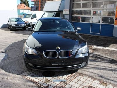gebraucht BMW 530 d Steptronic