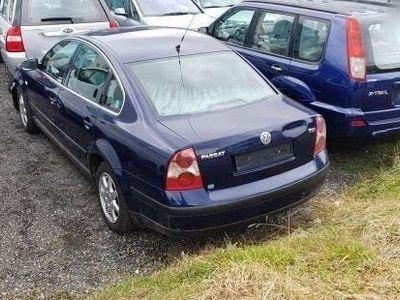 gebraucht VW Passat 1.9 Diesel - 2001 - 200´000km