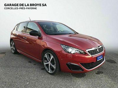 gebraucht Peugeot 308 2.0 BlueHDi 180 GT