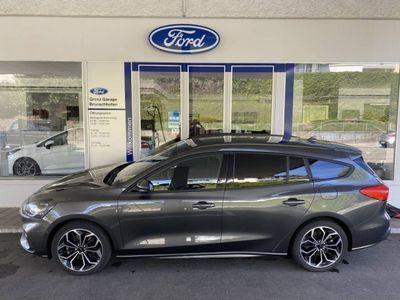 gebraucht Ford Focus Station Wagon 1.5i EcoB SCTi 182 S