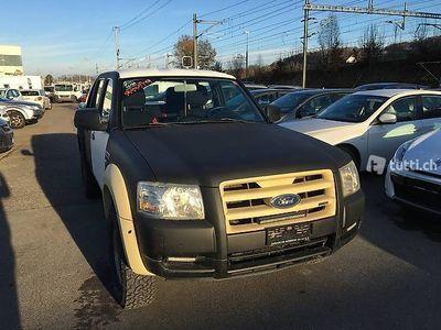 gebraucht Ford Ranger Limited 2.5 TDCi 4x4