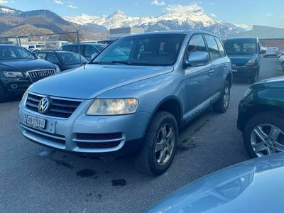 gebraucht VW Touareg 3.2 V6