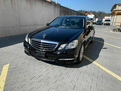 gebraucht Mercedes E220 E-Klasse Mercedes Benz E220 CDI E-Klasse Mercedes BenzCDI