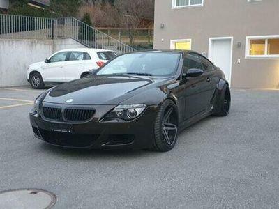 gebraucht BMW M6 6erE63 V10
