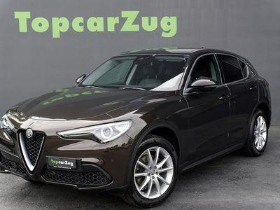 gebraucht Alfa Romeo Stelvio 2.0 Executive Q4 **CH-Auslieferung**