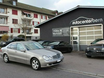 gebraucht Mercedes E270 CDI Elégance