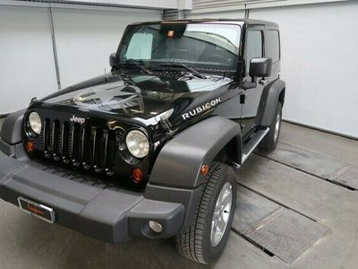 gebraucht Jeep Wrangler 2.8CRD Rubicon