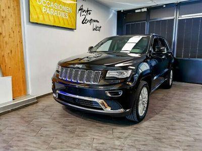 gebraucht Jeep Grand Cherokee 3.0 CRD 250 Summit