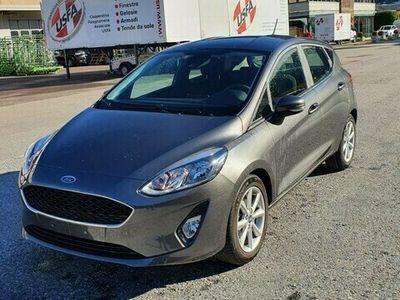 gebraucht Ford Fiesta 1.0 SCTi Vignale Black