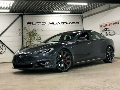 gebraucht Tesla Model S 100 D Allrad Performance Ludicrous 772PS