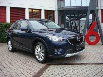 gebraucht Mazda CX-5 2.2 D HP 175PS AWD Skyactiv