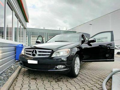 gebraucht Mercedes C300 C-Klasse(280) Avantgarde 4matic 7G-Tronic