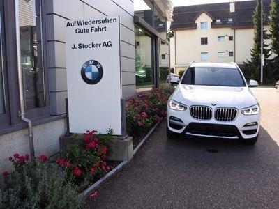 gebraucht BMW X3 xDrive 30d xLine Steptronic