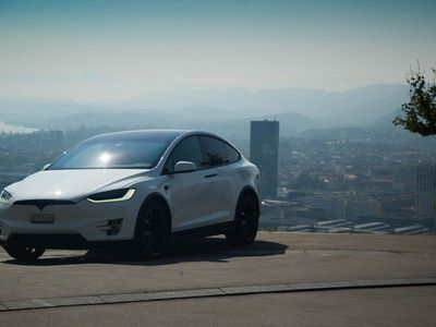 gebraucht Tesla Model X 100D Performance inkl. Supercharging und FSD