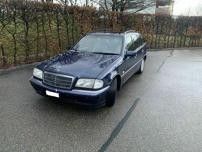gebraucht Mercedes C280 C-Klasse S202 Kombi C 280 V6 T C-Klasse S202 KombiV6 T