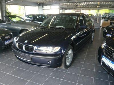 gebraucht BMW 316 i aus erster Hand im Top Zustand !
