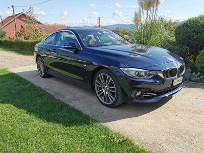 gebraucht BMW 435 4er i xDrive SAG Coupé