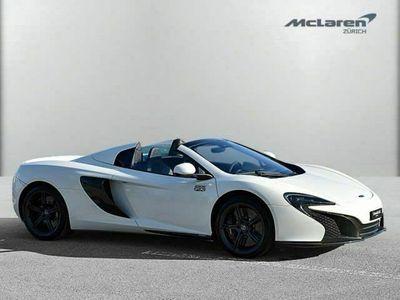 gebraucht McLaren 650S Spider