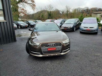 gebraucht Audi A6 Allroad 3.0 TDI V6 quattro S-tronic
