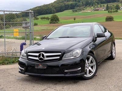 gebraucht Mercedes C180 C-KlasseCoupé 7G-Tronic