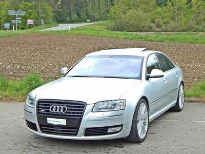gebraucht Audi A8 4.2 TDI Quattro frisch ab MFK
