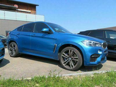 gebraucht BMW X6 M Steptronic