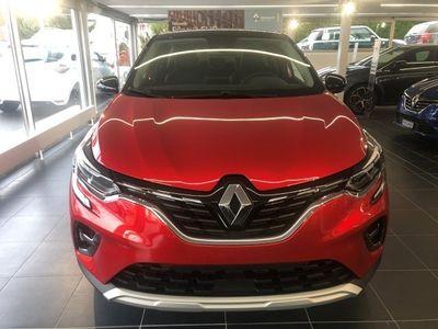 gebraucht Renault Captur 1.6 E-Tech Initiale DHT