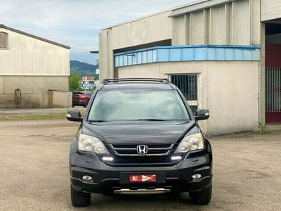 gebraucht Honda CR-V 2.2 i-DTEC 4WD Executive Automatic
