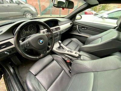 gebraucht BMW 320 Cabriolet 3er i Steptronic
