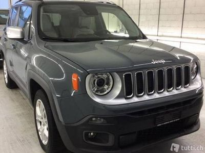 gebraucht Jeep Renegade 1.4 Turbo Limited