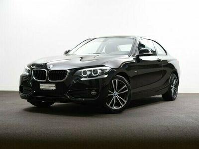 gebraucht BMW 220  d