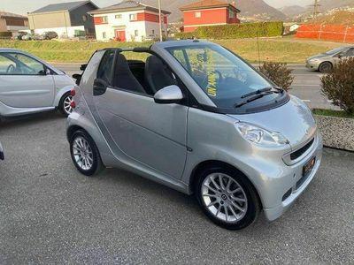 gebraucht Smart ForTwo Cabrio Fortwo Cabrio 84 Cv,Collaudata, 1 anno di Garanzia 84 Cv,Collaudata, 1 anno di Garanzia