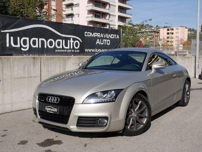 gebraucht Audi TT Coupé 2.0 TFSI quattro S-tronic