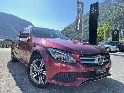 gebraucht Mercedes C250 d 4MATIC T-Modell Swiss Star Editi