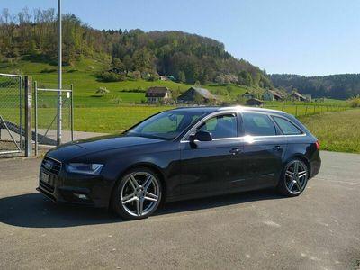 gebraucht Audi A4 2.0 TDI 177Ps Multitronic