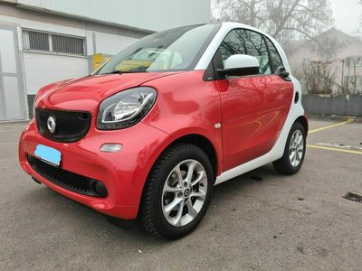 gebraucht Smart ForTwo Coupé Fortwo passion twinmaticpassion twinmatic
